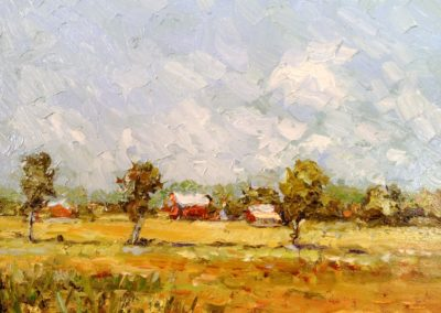 "Alan Fetterman, ""Summer Sky"""