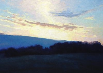 "Michael Budden, ""Morning Radiance, Chesterfield"""